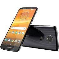Motorola Moto E5 Plus Sivý - Mobilný telefón