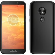 Motorola Moto E5 Play Dual SIM čierna - Mobilný telefón
