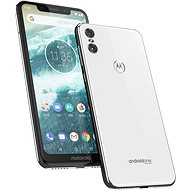 Motorola One Dual SIM Biela - Mobilný telefón