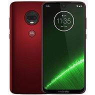 Motorola Moto G7 Plus červený - Mobilný telefón