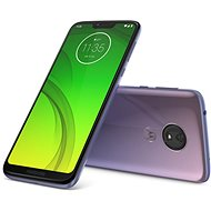 Motorola Moto G7 Power fialová - Mobilný telefón