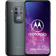 Motorola One Zoom sivá