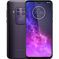 Motorola One Zoom fialový - Mobilný telefón