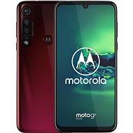 Motorola Moto G8 Plus červená - Mobilný telefón