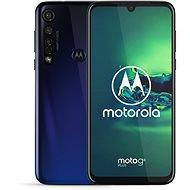 Motorola Moto G8 Plus modrá - Mobilný telefón
