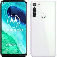 Motorola Moto G8 64 GB Dual SIM biely - Mobilný telefón