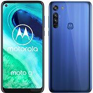 Motorola Moto G8 64 GB Dual SIM modrý - Mobilný telefón