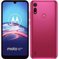 Motorola Moto E6s 32GB Dual SIM ružový - Mobilný telefón