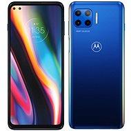 Motorola Moto G 5G Plus modrý - Mobilný telefón