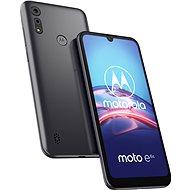 Motorola Moto E6s Plus 64 GB Dual SIM sivý - Mobilný telefón