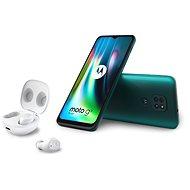 Motorola Moto G9 Play 64 GB zelená + Moto Buds - Mobilný telefón