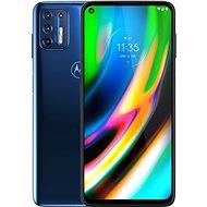 Motorola Moto G9 Plus 128 GB modrá - Mobilný telefón