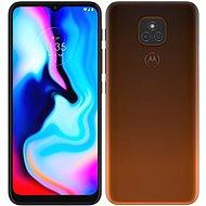 Motorola Moto E7 Plus oranžový - Mobilný telefón