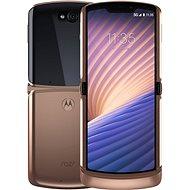Motorola Razr 5G zlatý - Mobilný telefón