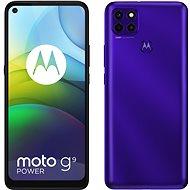Motorola Moto G9 Power 128 GB fialový - Mobilný telefón