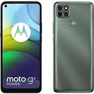 Motorola Moto G9 Power 128 GB metalický zelený - Mobilný telefón