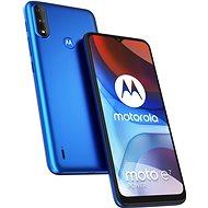 Motorola Moto E7 Power modrá