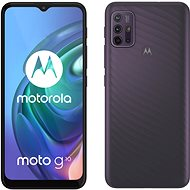 Motorola Moto G10 sivá - Mobilný telefón