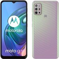 Motorola Moto G10 perleťová - Mobilný telefón