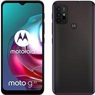 Motorola Moto G30 čierna - Mobilný telefón
