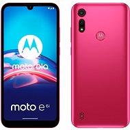 Motorola Moto E6i ružový - Mobilný telefón