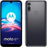 Motorola Moto E6i sivý - Mobilný telefón