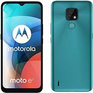 Motorola Moto E7 modrý - Mobilný telefón