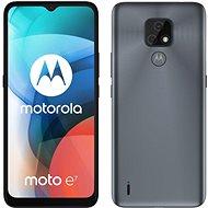 Motorola Moto E7 sivý - Mobilný telefón