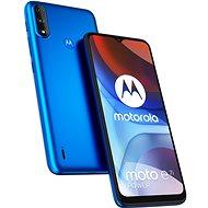 Motorola Moto E7i Power modrý - Mobilný telefón