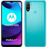 Motorola Moto E20 modrá