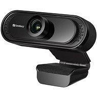 Sandberg USB Webcam Saver 1080P, čierna - Webkamera