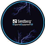 Sandberg Floor Mat čierna - Podložka pod stoličku