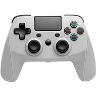 SNAKEBYTE GAME:PAD 4 S™ WIRELESS GREY - Gamepad