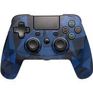 SNAKEBYTE GAME:PAD 4 S WIRELESS CAMO BLUE