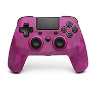 SNAKEBYTE GAME:PAD 4 S™ WIRELESS BUBBLEGUM CAMO - Gamepad