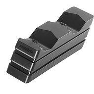 SNAKEBYTE PS4 TWIN: CHARGE 4 BLACK - Nabíjací stojan