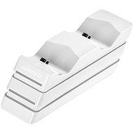 SNAKEBYTE PS4 TWIN: CHARGE 4 WHITE - Nabíjací stojan