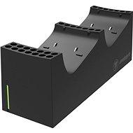 SNAKEBYTE XBOX SERIES X Twin Charge SX Black - Nabíjací stojan