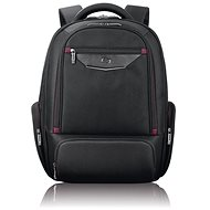 "Solo Executive Backpack Black/Red 17.3"" - Taška na notebook"