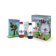 SodaStream Detský set Žížaláci 2 fľaše -