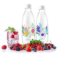 SODASTREAM Fľaša Fuse 2× 1 l Rastliny - Náhradná fľaša