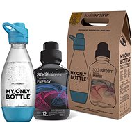 Športová súprava fľaša 0,6 l + Energy SOD