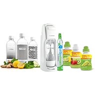 SODASTREAM JET WHITE SUMMER PACK