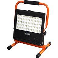 LED vonkajší reflektor so stojanom, 50 W, 4 250 lm, kábel so zástrčkou, AC 230 V