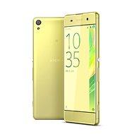 Sony Xperia XA Lime Gold - Mobilný telefón