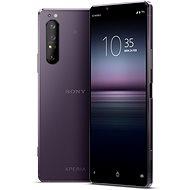 Sony Xperia 1 II fialový - Mobilný telefón