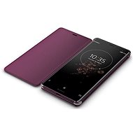Sony SCSH70 Style Cover Stand Xperia XZ3, Pink - Puzdro na mobil