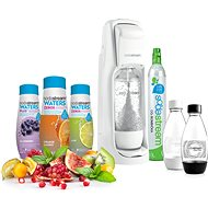 SodaStream JET WHITE Ladys Pack - Výrobník sódy