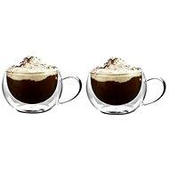 Aramoro Cappuccino, dvojstenné, 270 ml, 2 ks - Sada pohárov