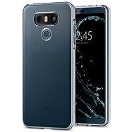 Spigen Liquid Crystal Clear LG G6 - Kryt na mobil